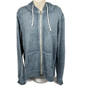 Threads 4 Thought Med Soft Zip Up Hoodie